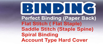 Binding services