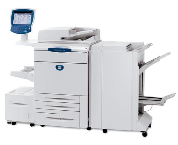 Photocopy & printing machine