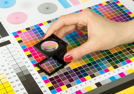 Design colour patterns